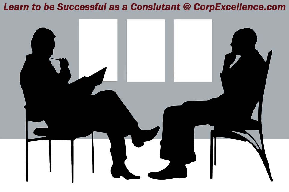 successful top consultant