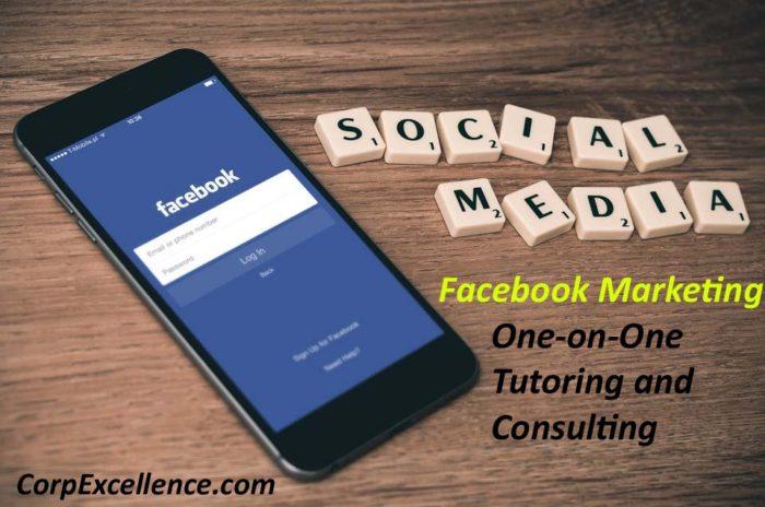 facebook marketing tutoring online