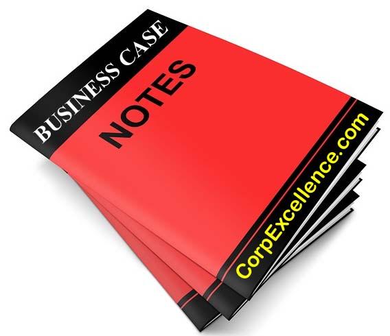 program management business case
