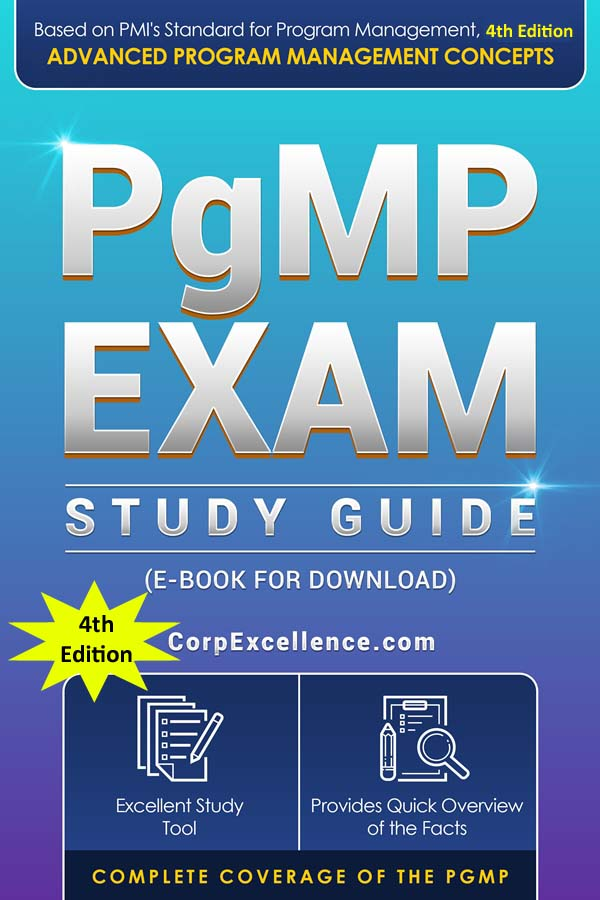Pgmp Certification Exam Study Guide Fourth Edition Download E