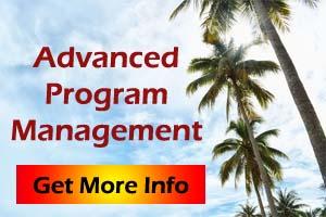 advanced program management courses