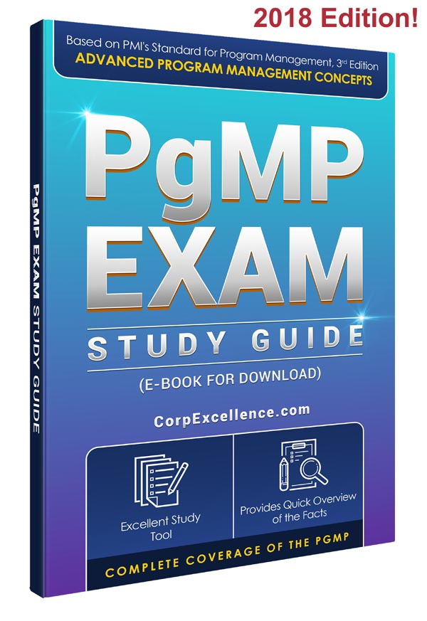 PgMP Certification Training PDF Guide Book